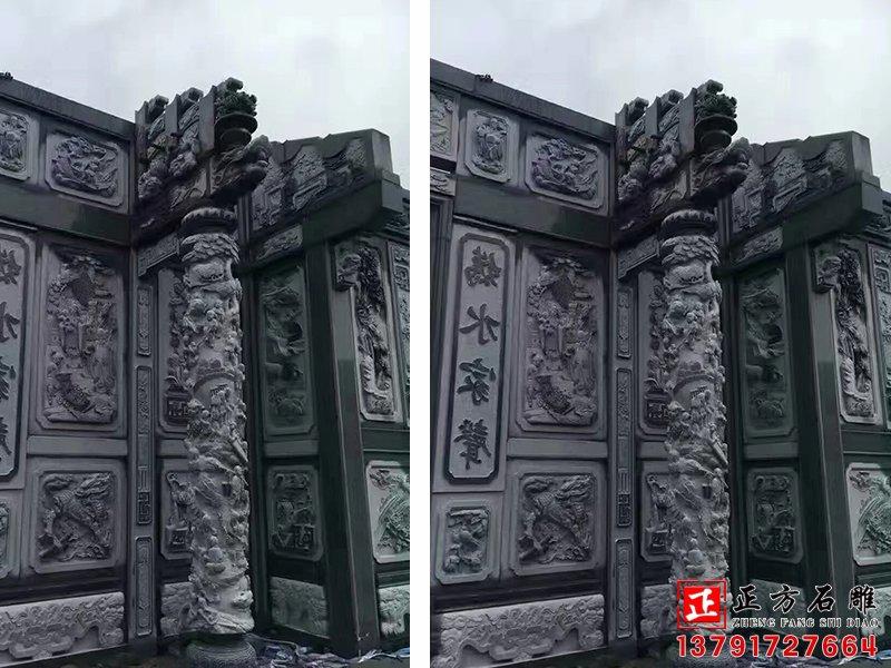 如何做好石雕龙柱设计,应该掌握哪些技巧
